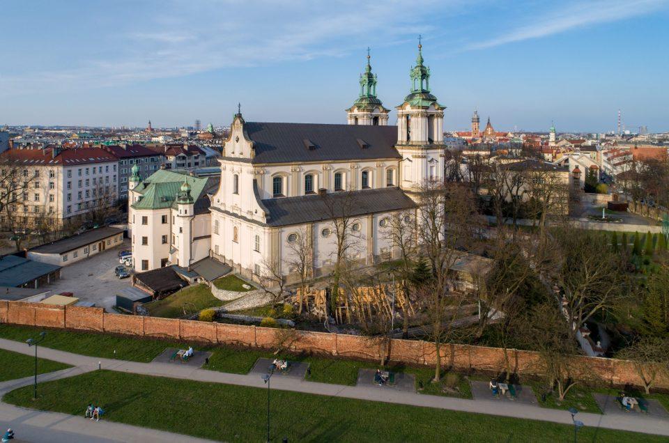 Szlakiem architektury barokowej w Krakowie