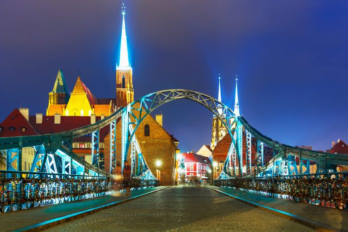 Wroclaw Half Day Private City Tour