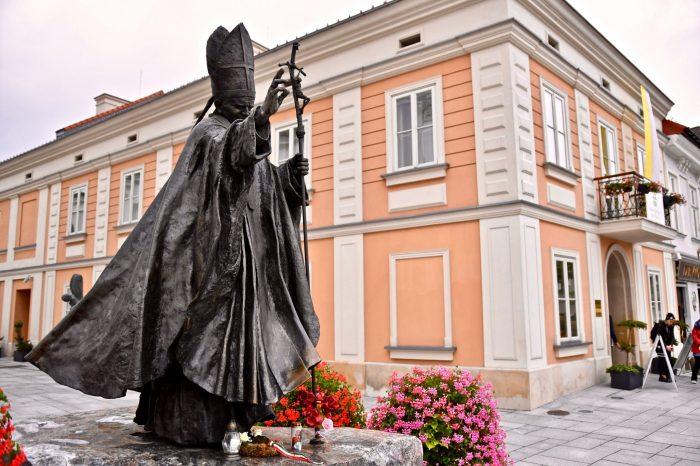Wadowice + Kalwaria Zebrzydowska – Privat Tour from Krakow