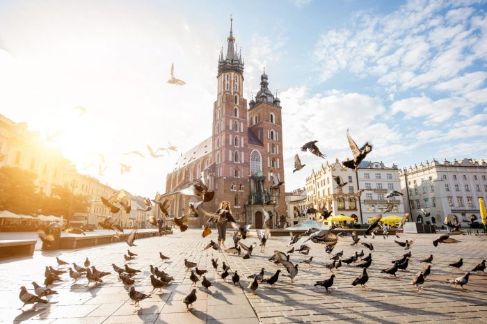 Kraków Old Town – Half Day Private Tour